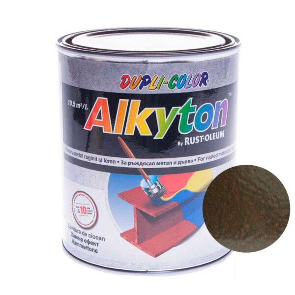 Алкитон хамър кафяв