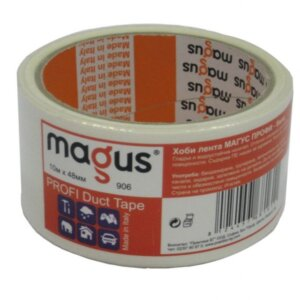 Хоби лента Magus бяла 10м 48мм