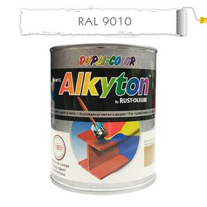 Алкитон RAL 9010 бял мат