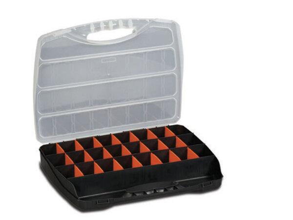 Органайзер пластмасов с подвижни прегради 32 отделения BOLTER