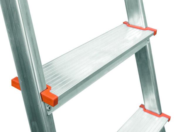 Стълба алуминиева домакинска 3+1