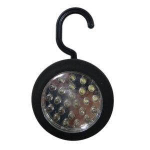 Работна LED лампа кръгла
