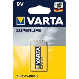 Батерия VARTA 9V