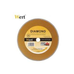 Диамантен диск Ф115 керамика Wert