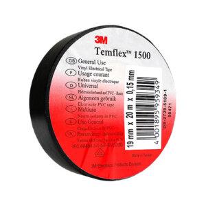 Изолирбанд черен 10м 3М Temflex