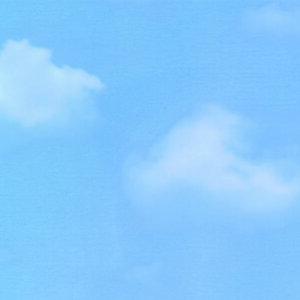Витражно фолио облаци