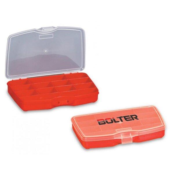 Органайзер пластмасов с прегради 2/12 отделения BOLTER