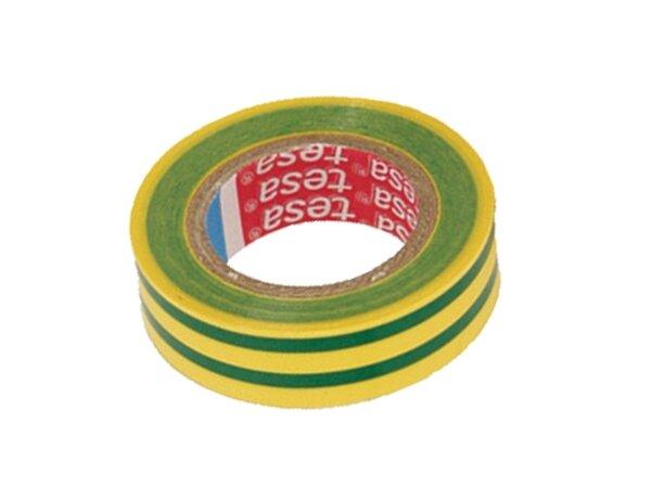 Изолирбанд зелено жълт ТЕСА 10х15