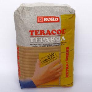 Теракол Боро 25кг сив