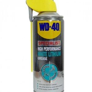 WD 40 Бяла литиева грес 400мл