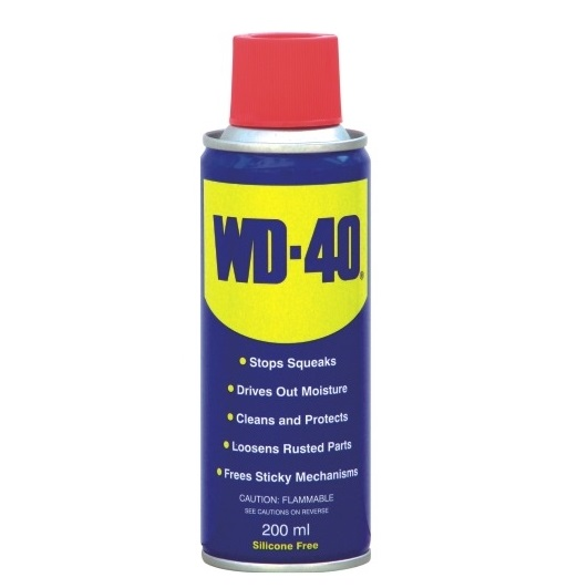 Мултифункционален спрей WD-40 / 200мл