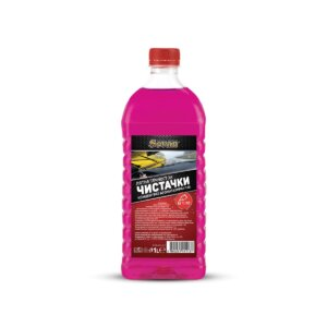 Течност за чистачки Лятна 1л SEVAN