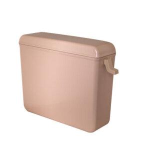 Казанче WC бежово едностепенно НП1