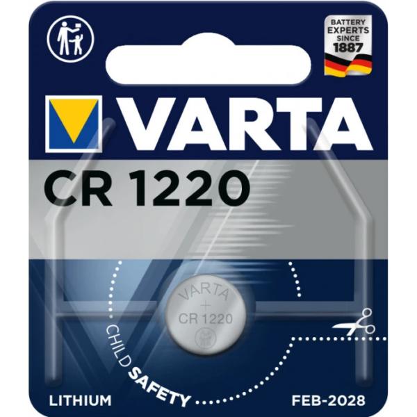 Батерия VARTA 3V CR1220