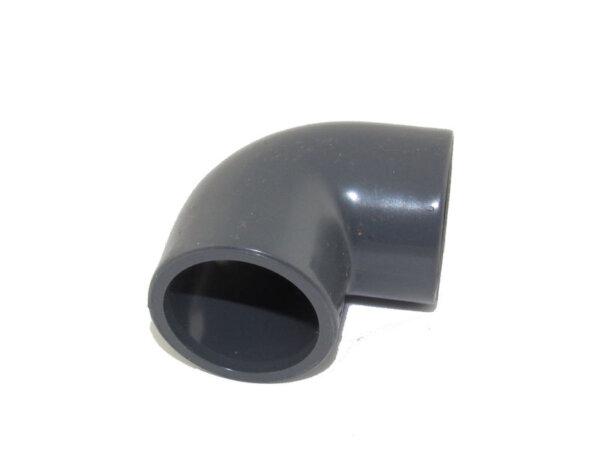 Коляно PVC ф40 за лепене