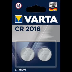 Батерия VARTA 3V CR2016 2бр