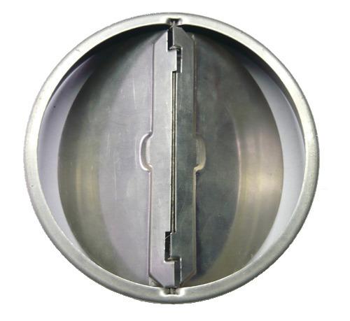 Клапа алуминиева 120