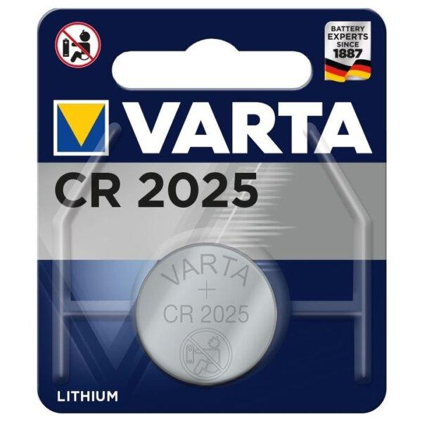 Батерия VARTA 3V CR2025