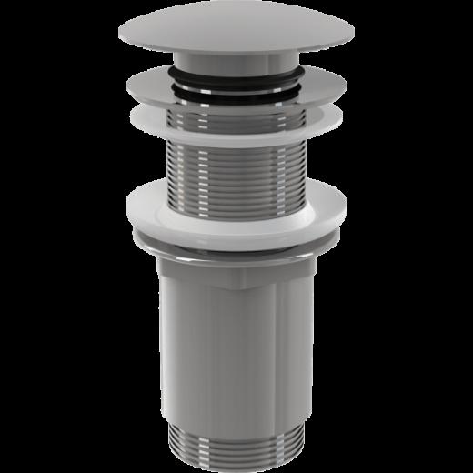 Витло CLICK-CLACK с преливник 1 1/4 хром