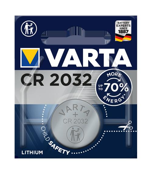 Батерия VARTA 3V CR2450