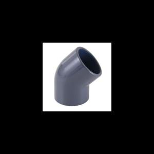 Дъга PVC ф32 за лепене