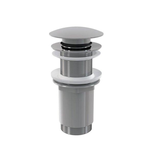 : Витло CLICK-CLACK БЕЗ преливник 1 1/4 хром