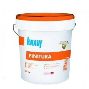 Суперфина готова шпакловка – Knauf Finitura 20кг.