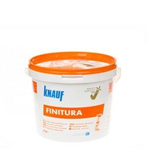 Суперфина готова шпакловка - Knauf Finitura 6кг.