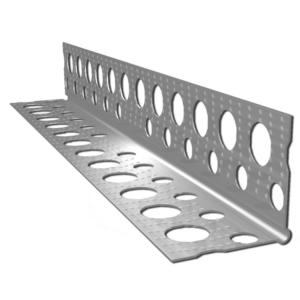 Рифелован алуминиев ъгъл