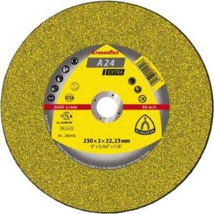 Диск за рязане на метал Ф230 х 2 х 22.,23мм.