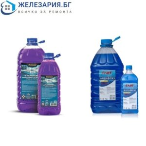 Антифриз, течност за чистачки