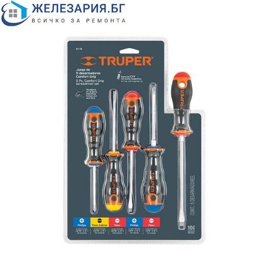 Комплект отвертки - Truper