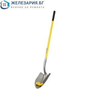 Лопата с дръжка от фибростъкло - Truper