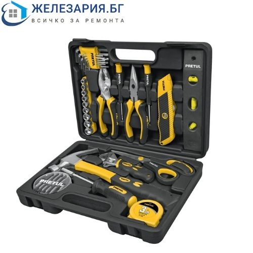 Комплект инструменти в кутия – 42 части