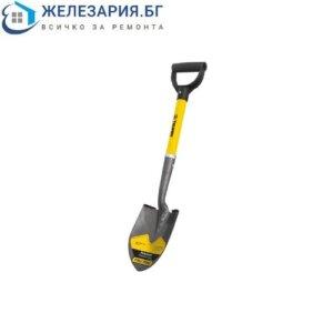 Мини заоблена лопата